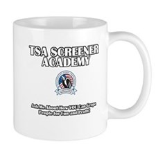 TSA Academy - Groping for Fun Small Mug