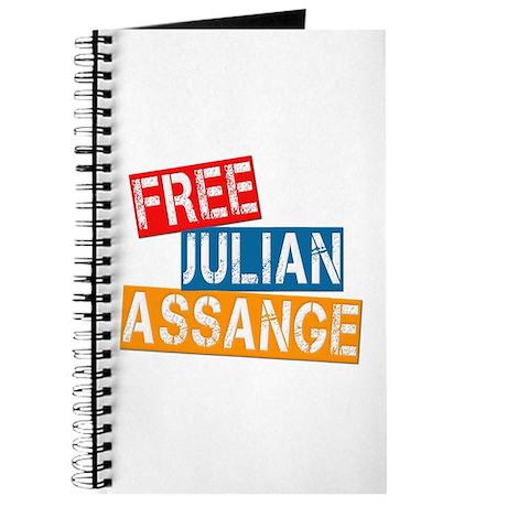Free Julian Assange Journal
