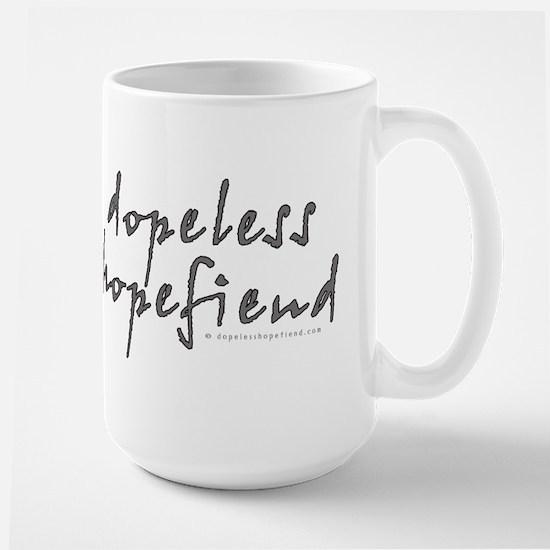 Dopeless Hopefiend Large Mug