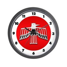Early Firebird / Trans Am Wall Clock