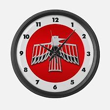 Early Firebird / Trans Am Large Wall Clock