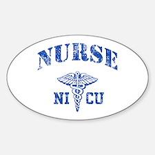 NICU Nurse Decal