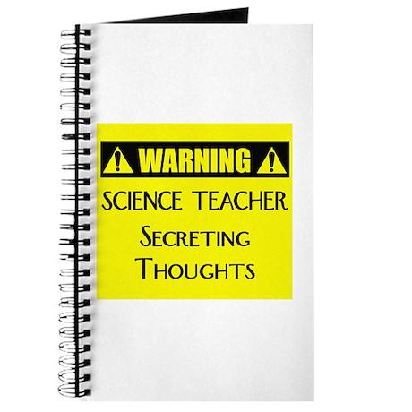 WARNING: Science Teacher Journal