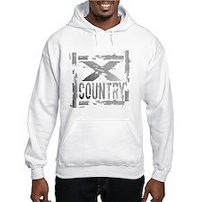 Cross Country Grunge Jumper Hoody