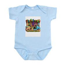 Little Bazzaros Infant Bodysuit