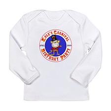 Kole's 2nd birthday Long Sleeve Infant T-Shirt