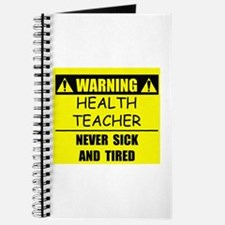 WARNING: Health Teacher Journal