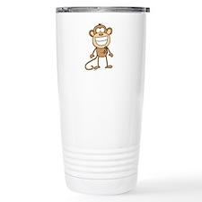 Autism Monkey Travel Mug