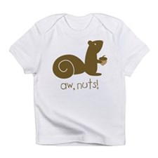 Aw Nuts Squirrel Infant T-Shirt