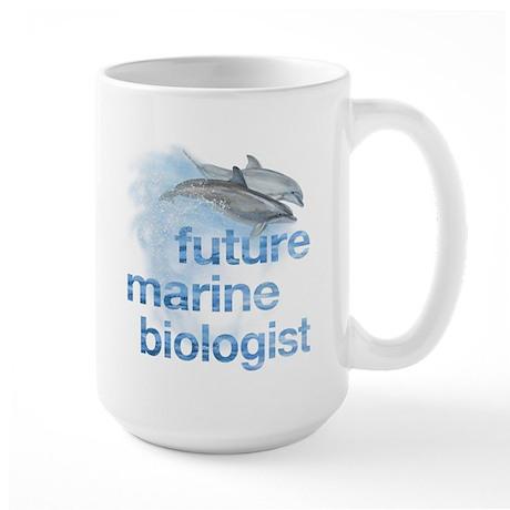 future Marine Biologist Large Mug