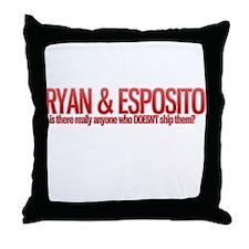 Javier Throw Pillow