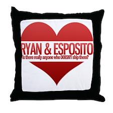 Cool Javier Throw Pillow