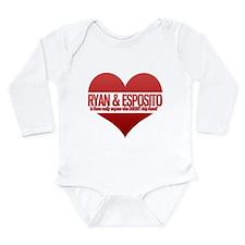 Unique Ryan castle Long Sleeve Infant Bodysuit