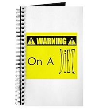WARNING: Diet Journal