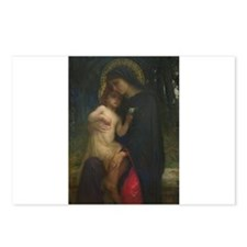 Cute Virgin and child Postcards (Package of 8)