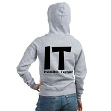 Invincible Techie Zipped Hoodie