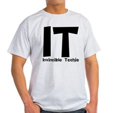 Invincible Techie T-Shirt