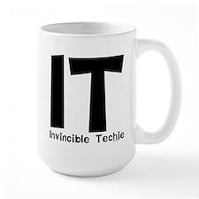 Invincible Techie Coffee Mug