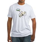 Winter Dreaming Fitted T-Shirt