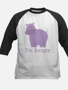 Hungry Hippo Kids Baseball Jersey