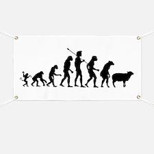Evolution of Sheeple Banner