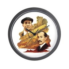 Wall Clock  Wright Brothers