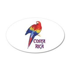 COSTA RICA II 20x12 Oval Wall Peel