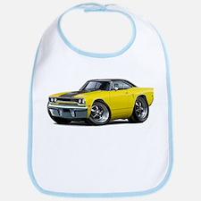 1970 Roadrunner Yellow-Black Car Bib