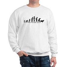 Evolution of Sheeple Sweatshirt