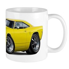 1970 Roadrunner Yellow Car Mug
