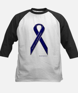 Support Law Enforcement Ribbon Tee