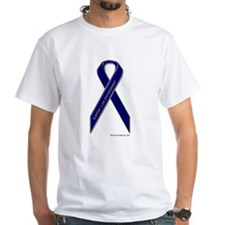 Support Law Enforcement Ribbon Shirt