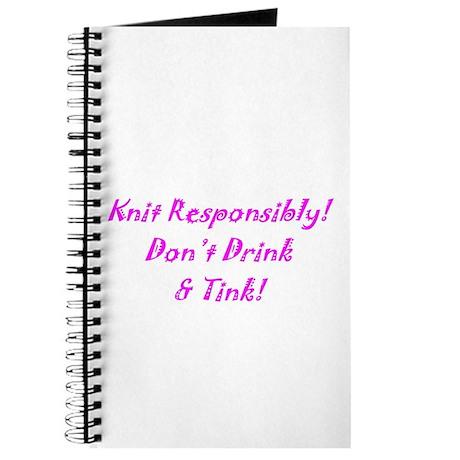 Knit Responsibly Journal