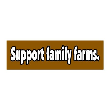 Support Family Farms 20x6 Wall Peel