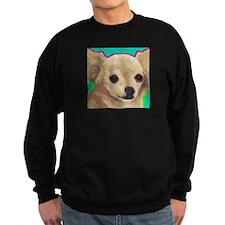 Long Hair Chihuahua Sweatshirt