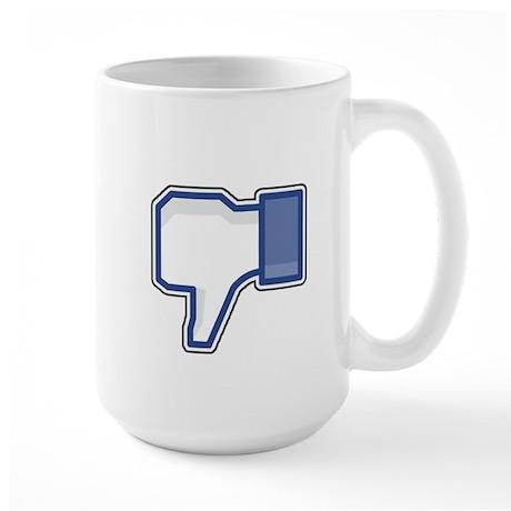 Unlike Large Mug