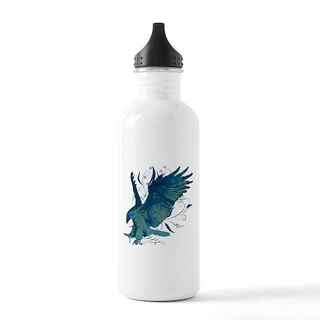 Riyah-Li Designs Eagle Stainless Water Bottle 1.0L