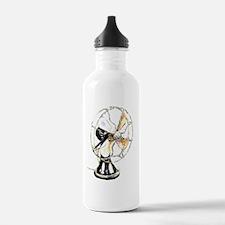Riyah-Li Designs Vintage Fan Water Bottle
