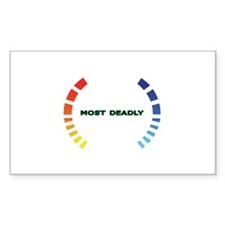 Most Deadly - Goldeneye Decal