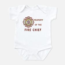 Fire Chief Property Infant Bodysuit