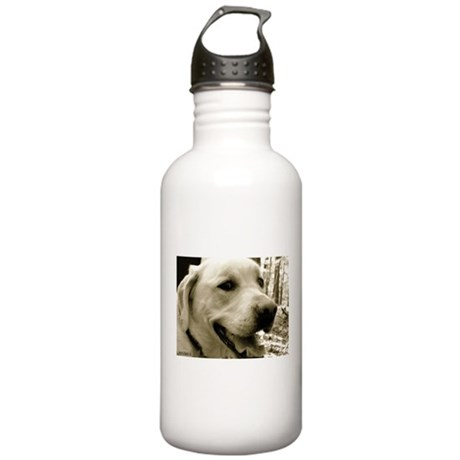 Golden Lab Stainless Water Bottle 1.0L