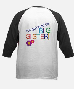 Unique Big sister to be Tee
