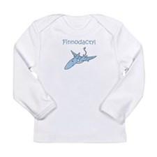 Finnodactyl Long Sleeve Infant T-Shirt