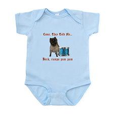 Little Drummer Cairn Infant Bodysuit
