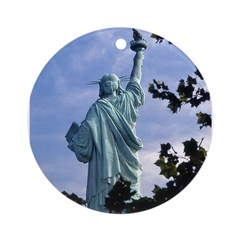 Statue of Liberty Ornament (Round)