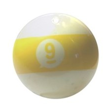 9 Ball Ornament