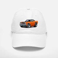 1970 Roadrunner Orange-Black Car Baseball Baseball Cap