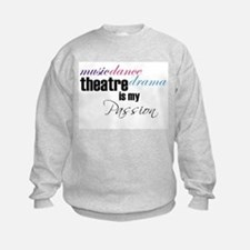 Funny Actress Sweatshirt