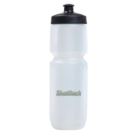 I Wear Purple for My Nanny Thermos Bottle (12oz)