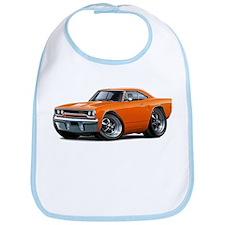 1970 Roadrunner Orange Car Bib